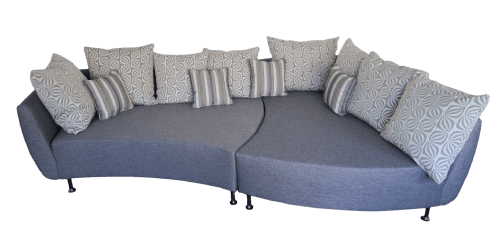 Fertiges Sofa
